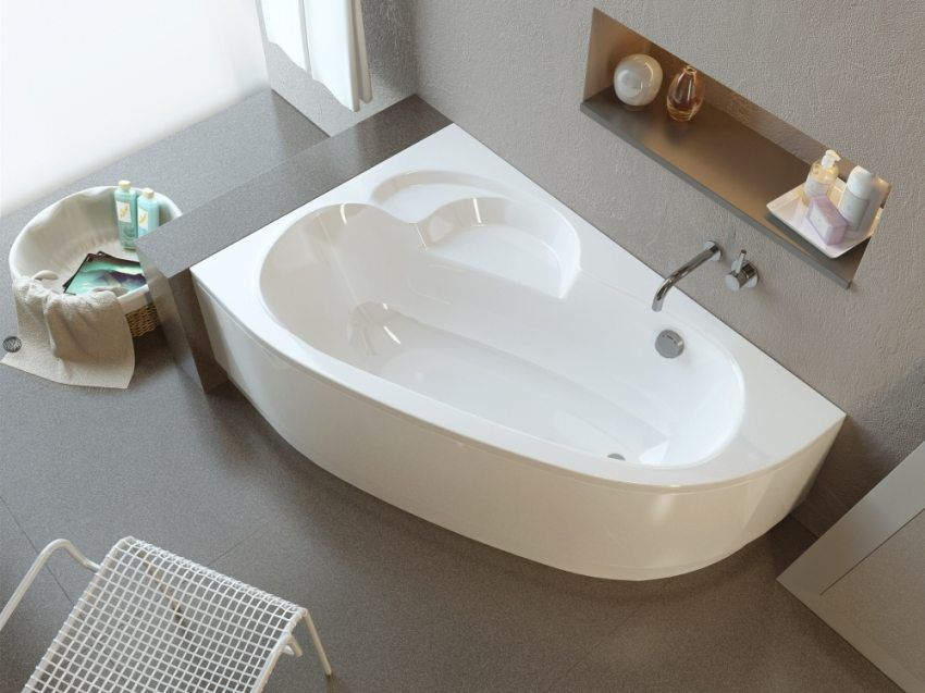 Acrylic baths. Pros and cons of acrylic products