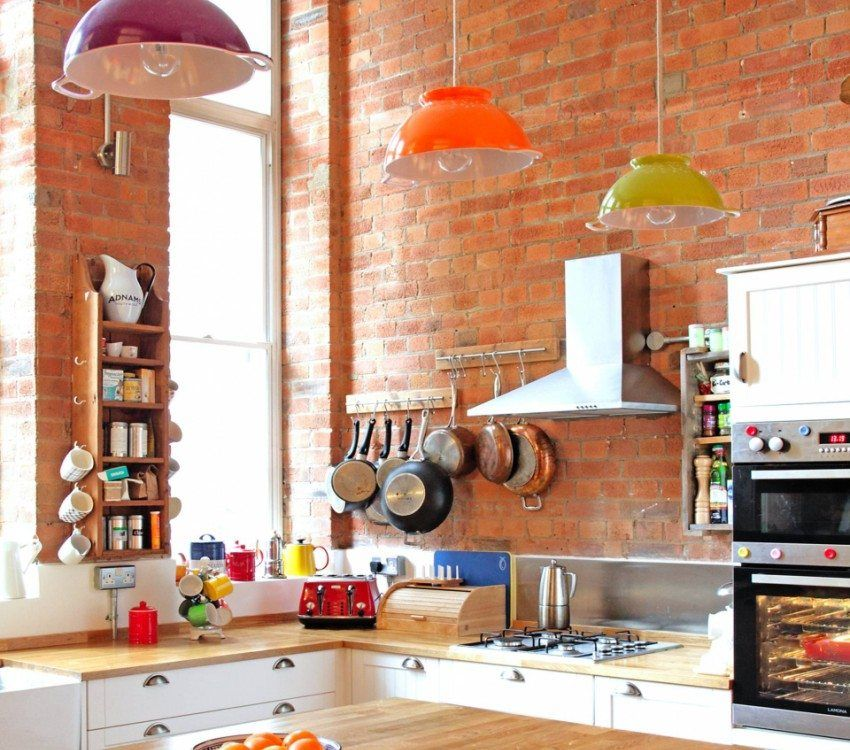 Decorative brick for interior decoration and its properties