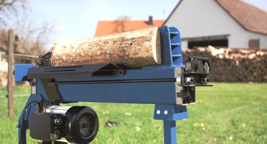 Wood splitter with their own hands: drawings, photos, instructions