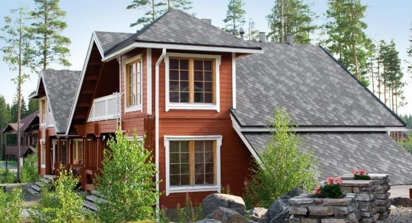 Photos of the types of soft roof and prices: a review of materials