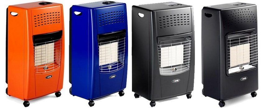 Gas heater for bottled gas: prices and characteristics of the best models