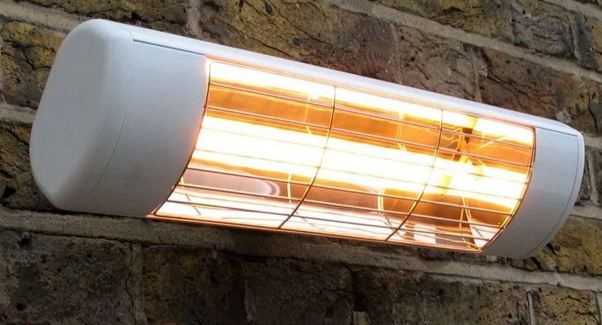 Infrared heaters: the pros and cons, prices of appliances