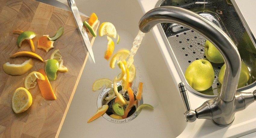 Food waste chopper for the sink: what it is and why it is needed in the kitchen