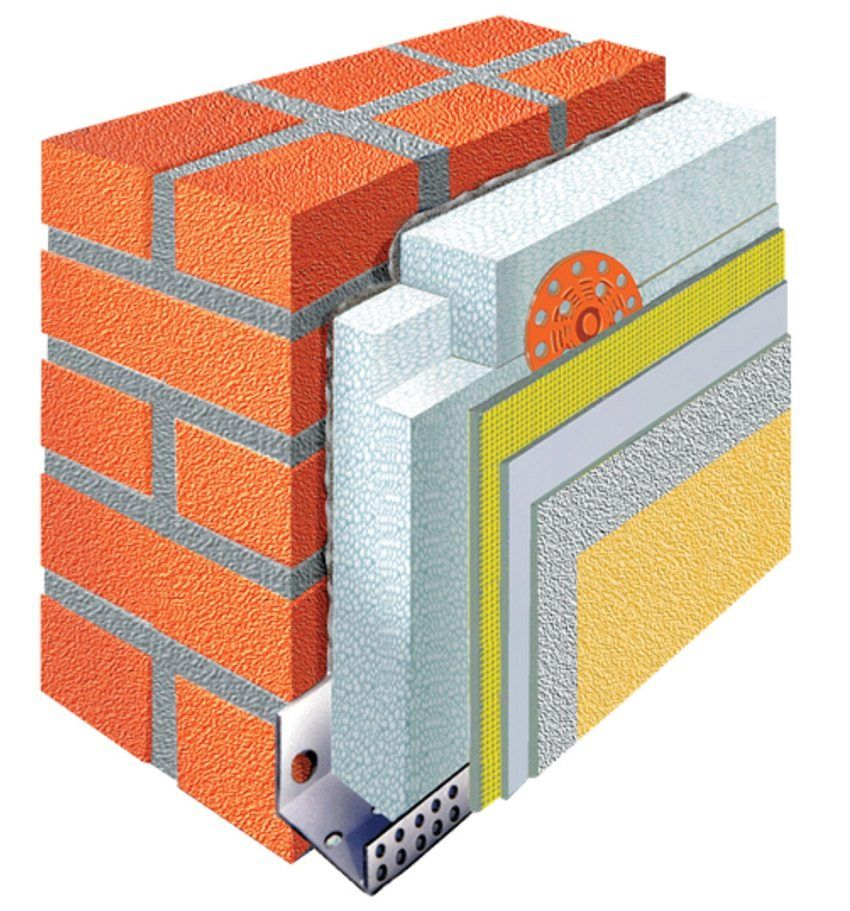 How to insulate a house outside and what? Ways of external facade insulation