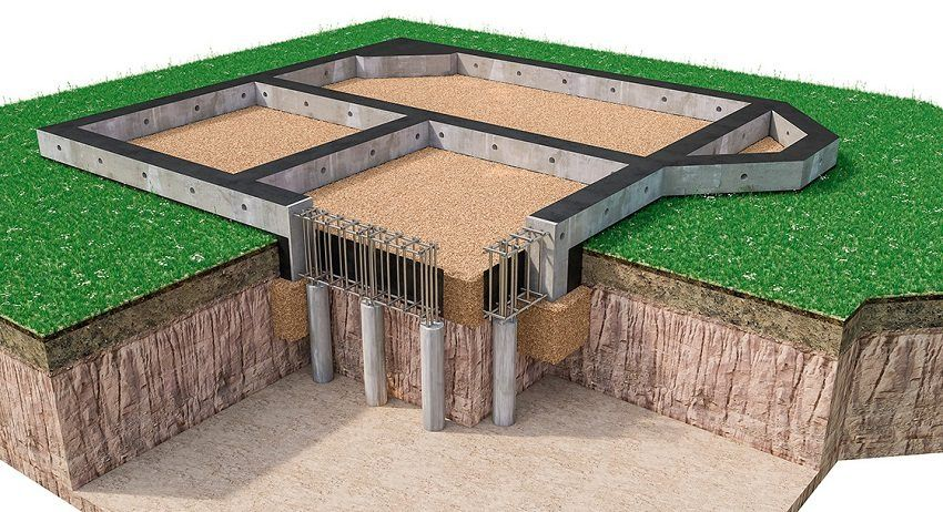 How to build a pile foundation with your own hands: step by step instructions, video