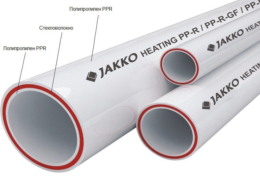 How to choose polypropylene pipes for heating
