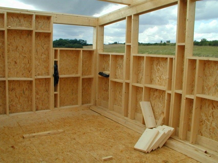 Frame garage do-it-yourself: how easy it is to build a structure