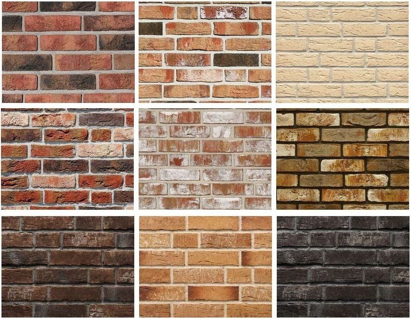 Clinker tiles for interior walls. Types and features of installation