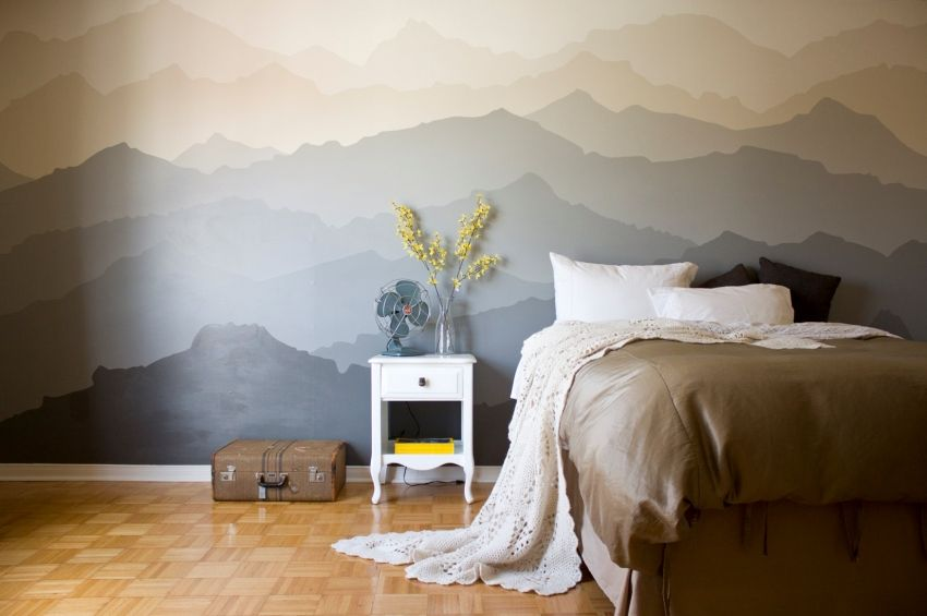 Paint for walls in the apartment: properties, types and recommendations for use