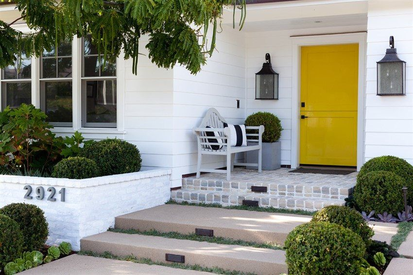 Porch to the house with their own hands: projects, photos of various designs