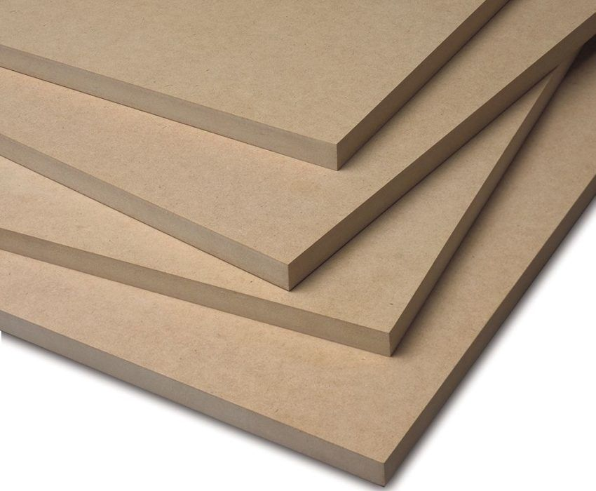 MDF: what is it? Features and applications of the material