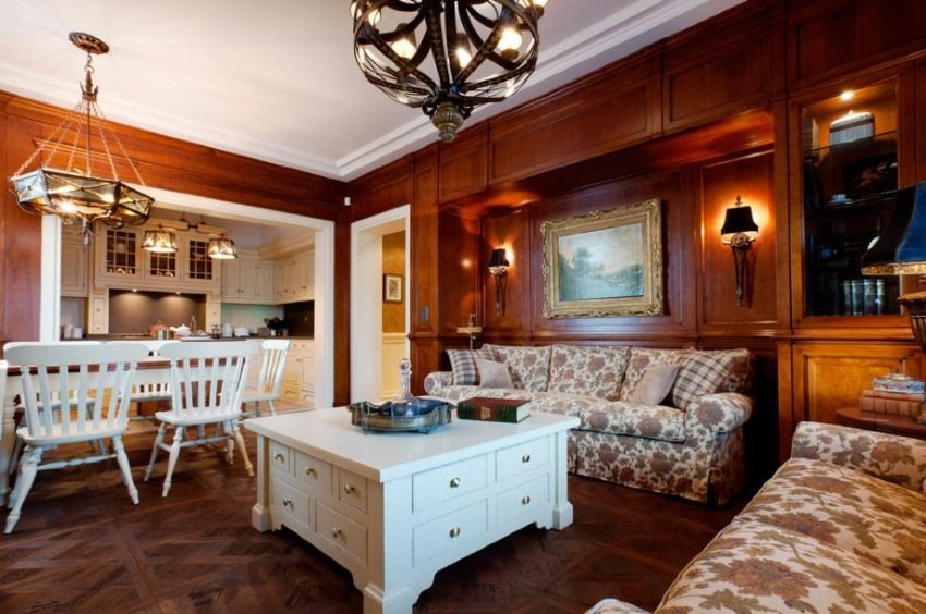 Wooden furniture: ease and exclusivity in any interior