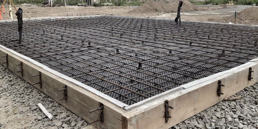 Monolithic basement slab: a reliable base for the house