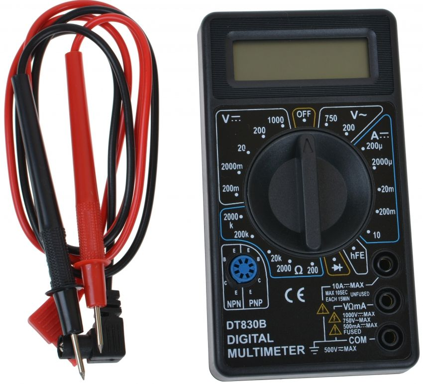 Multimeter: which is better to choose a device for use at home