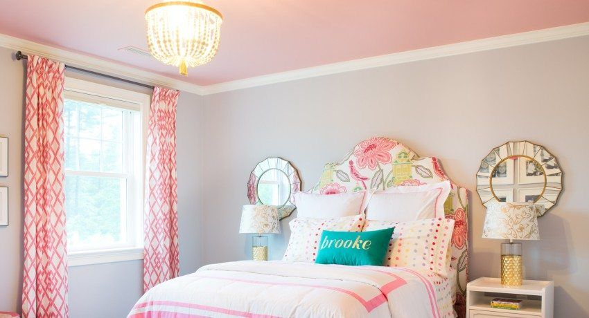 Stretch ceilings for the bedroom. Photo options. The choice of lighting