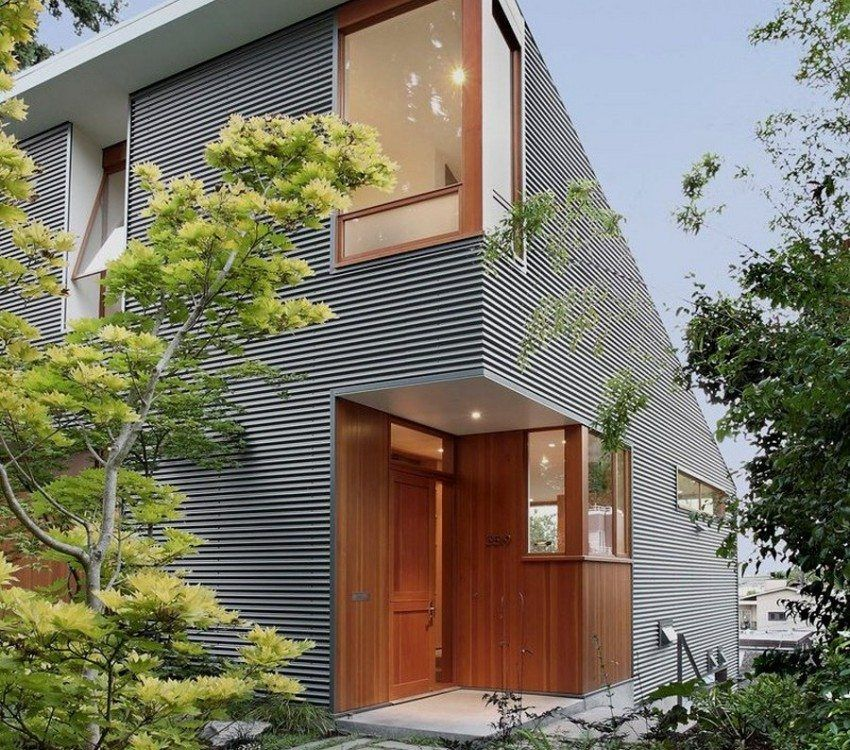 Facing the facade of the house: what material is better to choose