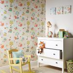 Wallpaper for a child's room for a boy: the choice of decoration, taking into account the age of the child