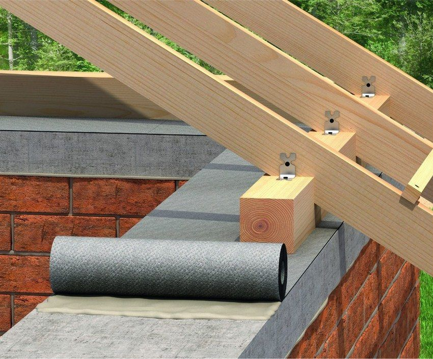 Shed roof do it yourself step by step: installation features