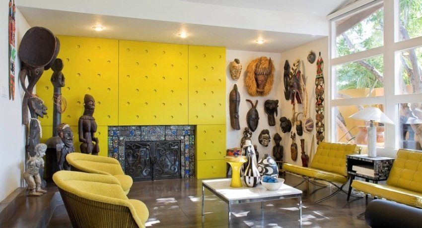 Wall panels for interior decoration