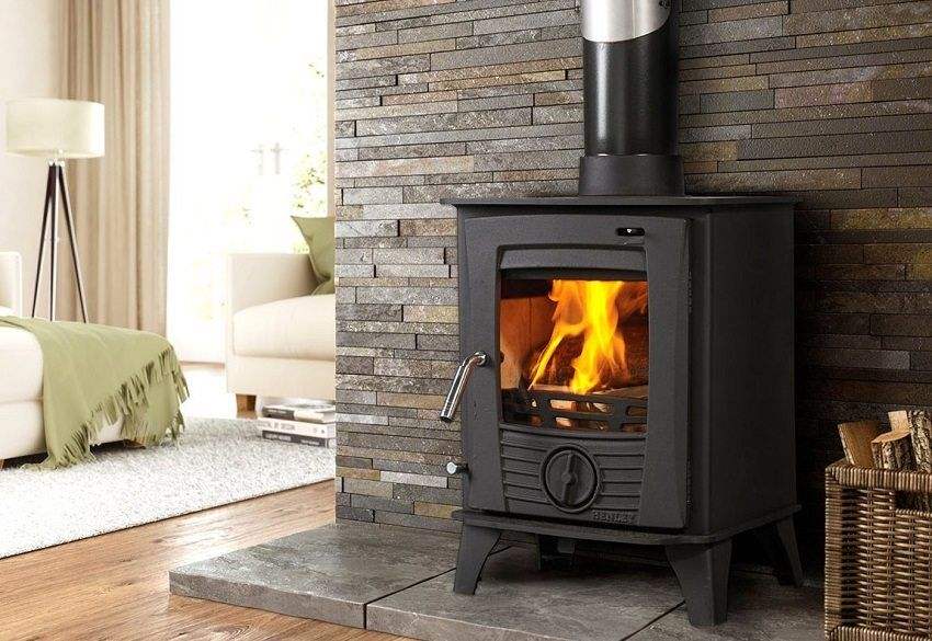 Wood-burning stoves: a variety of designs