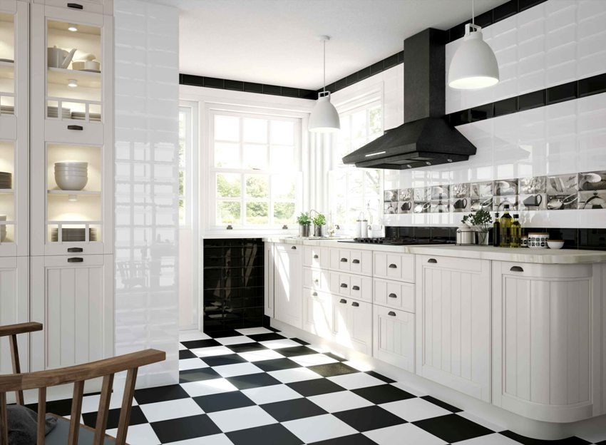 The floors in the kitchen, which is better: tile, laminate, self-leveling floor or linoleum