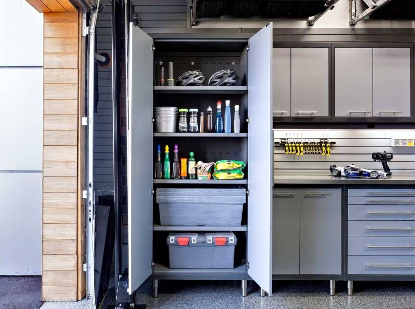 Do-it-yourself garage accessories: ideas and tips for creating