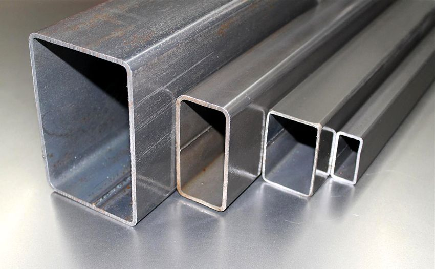 Profile pipe: dimensions, production conditions and costing