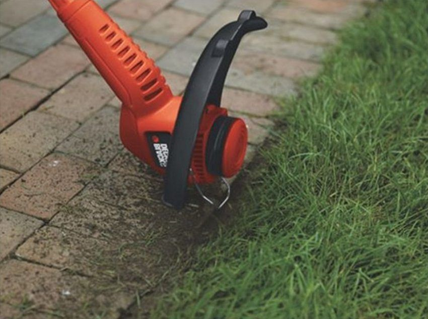 Rating of the best models of electric grass trimmers