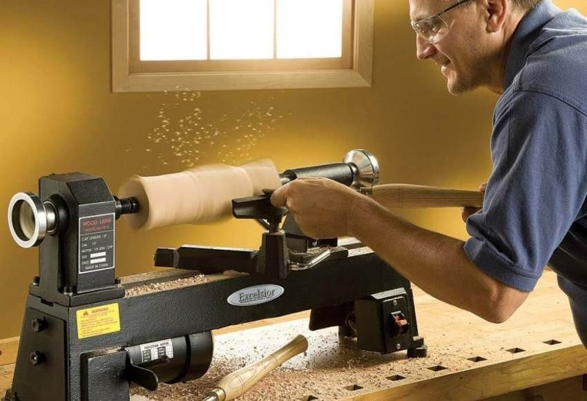 Woodcutters for a lathe: the purpose and types of tools