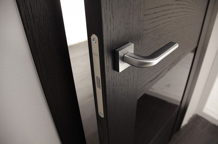 Handles for interior doors: characteristics and types of products