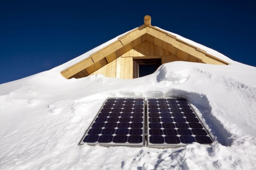 Do-it-yourself solar panels: affordable power supply