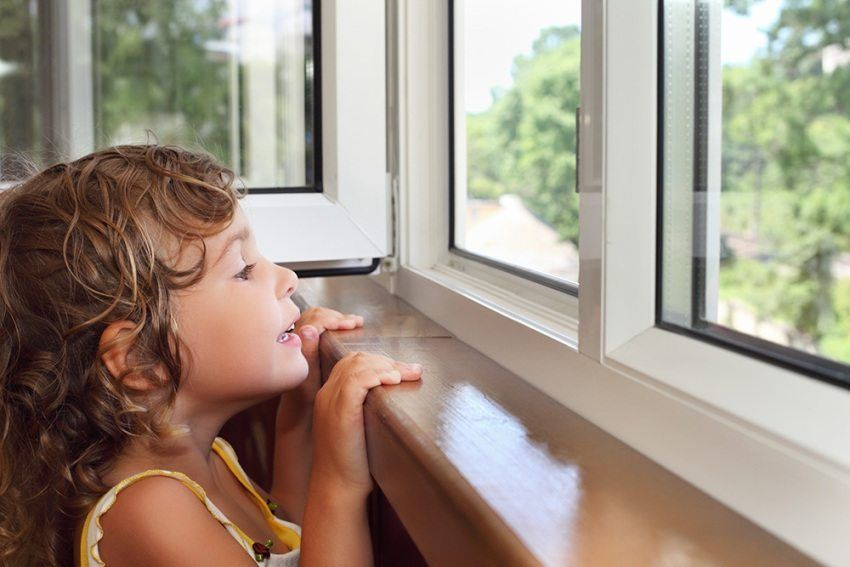 Standard sizes of plastic windows: the right choice and installation