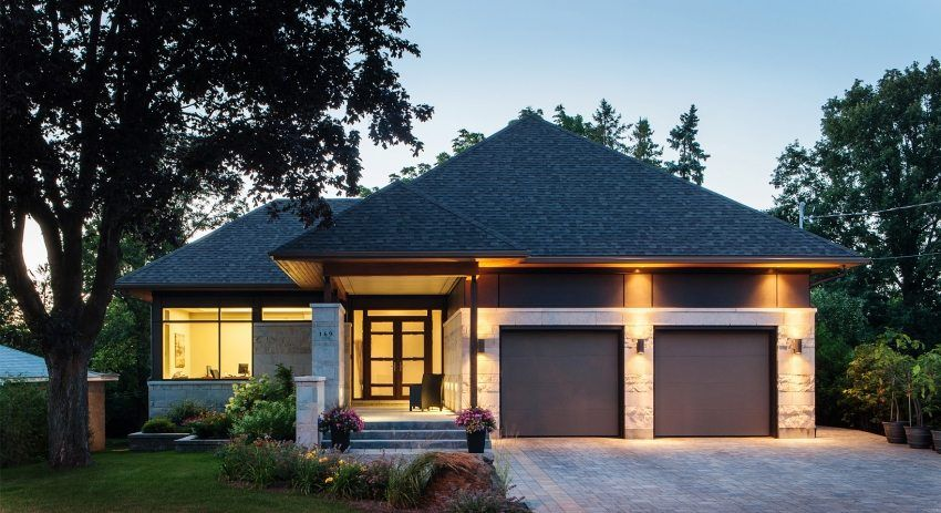 Rafter system of hip roof: design features and installation nuances