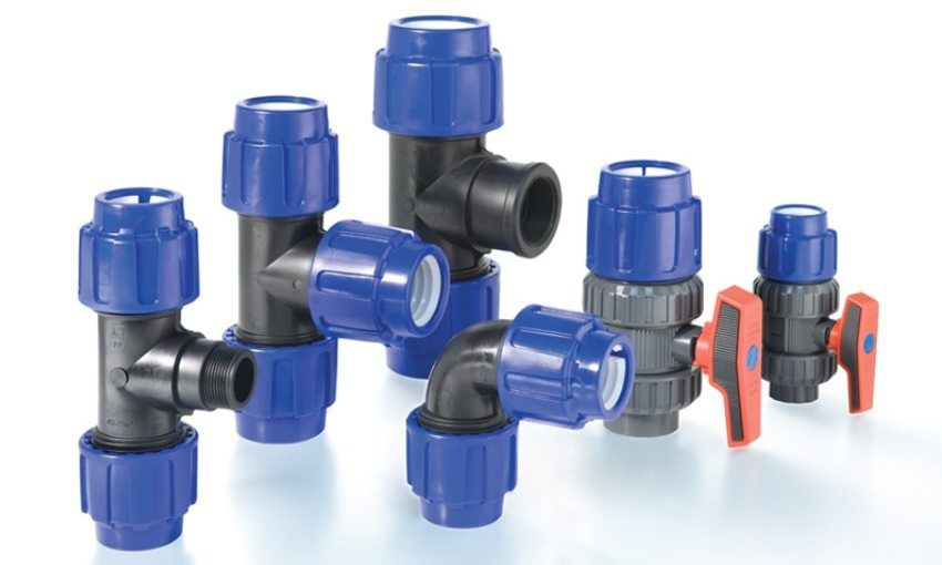 HDPE pipes for plumbing, their varieties and methods of installation