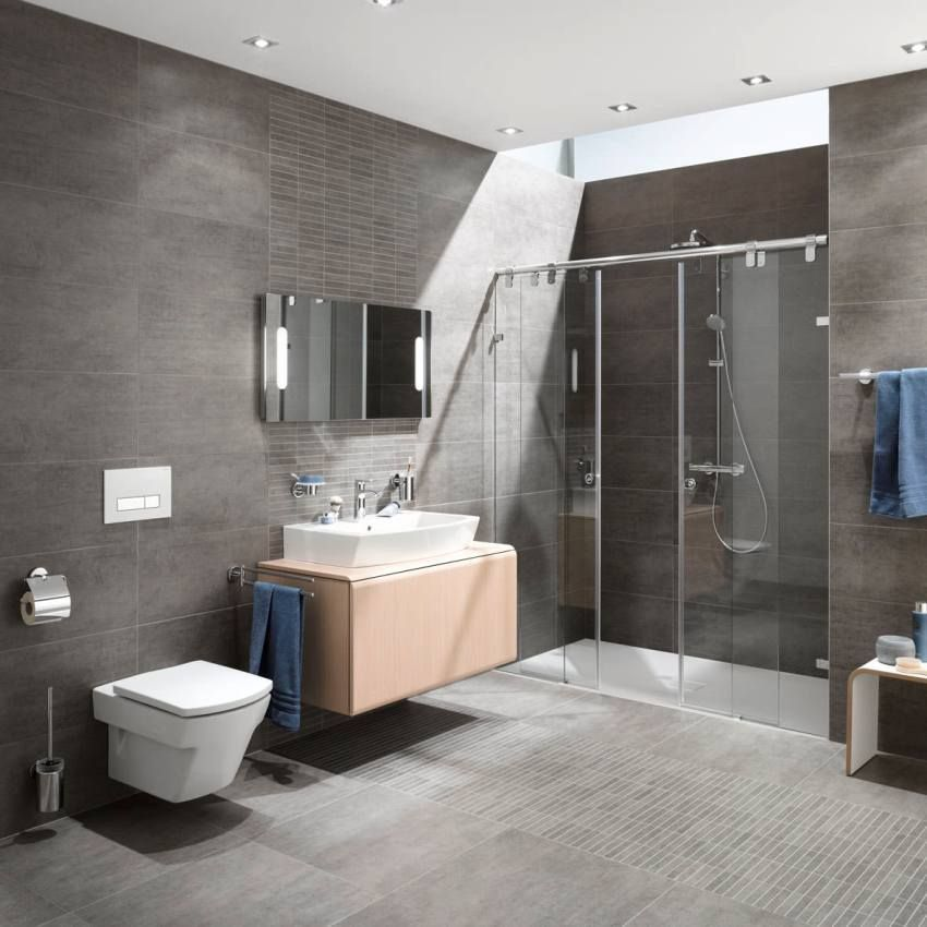 Toilet for installation: a modern and comfortable solution for a bathroom