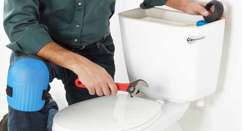 Toilet bowl: how to install the device depending on the type of construction