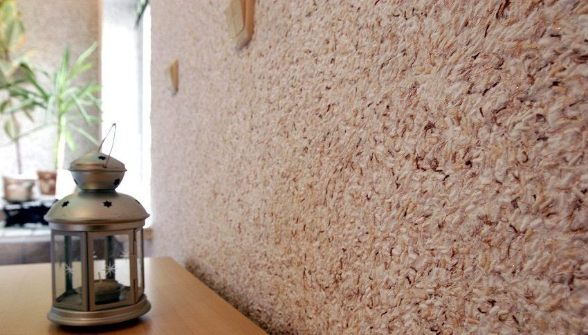 Universal material: liquid wallpaper, how to apply them on the wall and other surfaces