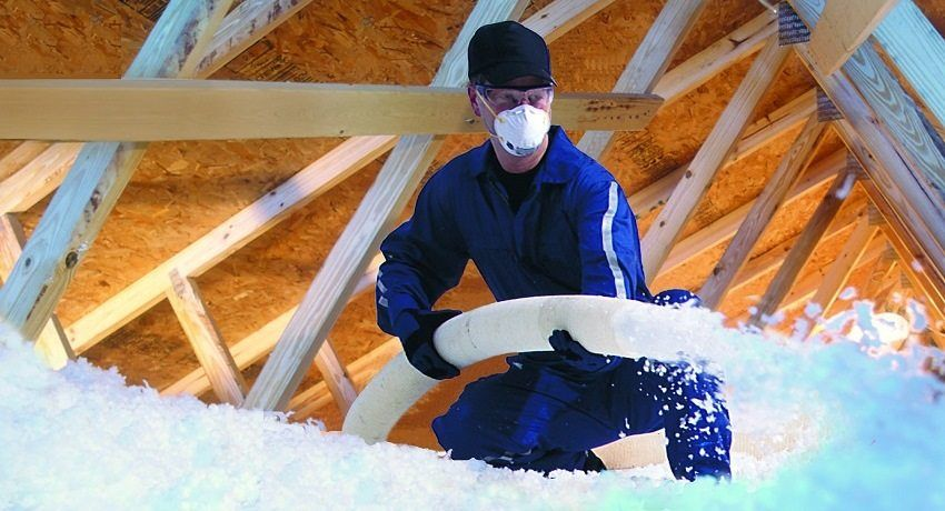 Roof insulation from inside with their own hands, types of insulation and technology