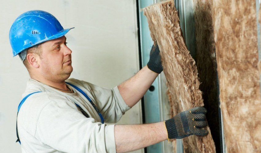 Insulation for the walls of the house indoors and especially the choice of materials