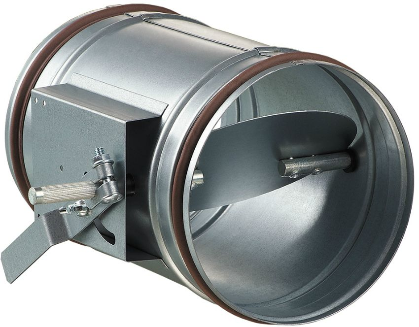 Duct fans for round ducts: features and operation